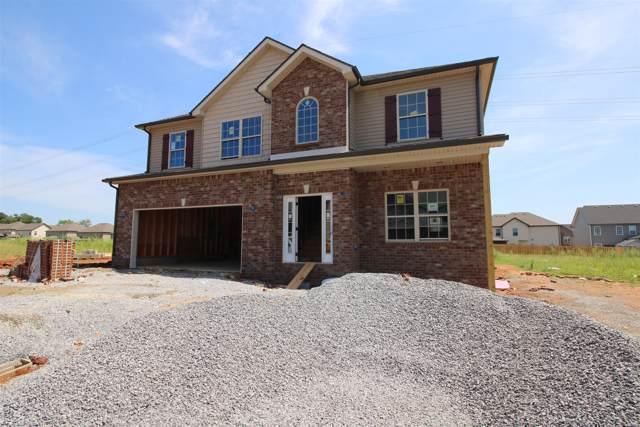 447 Summerfield, Clarksville, TN 37040 (MLS #RTC2063652) :: REMAX Elite