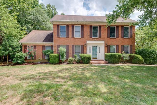 1101 Seven Springs Ct, Brentwood, TN 37027 (MLS #RTC2063667) :: Nashville on the Move