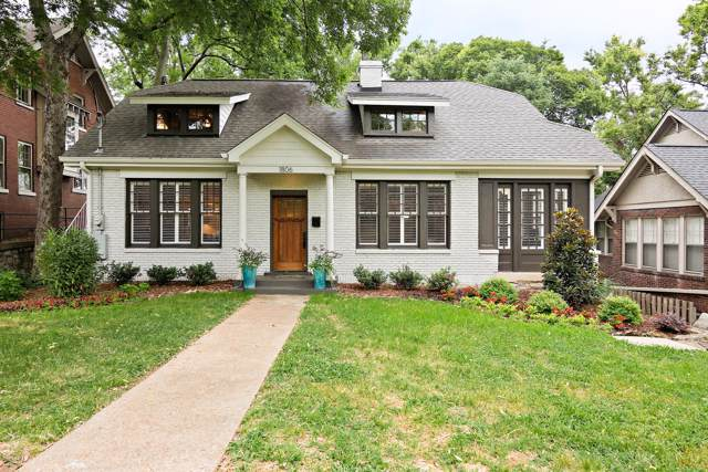 1806 Ashwood Ave, Nashville, TN 37212 (MLS #RTC2063671) :: Village Real Estate
