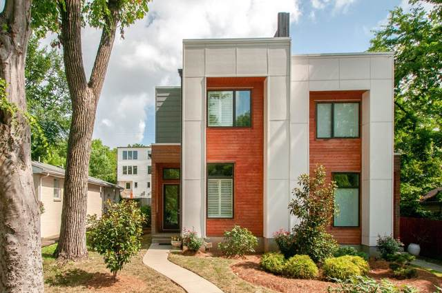 746 Alloway St, Nashville, TN 37203 (MLS #RTC2063709) :: REMAX Elite
