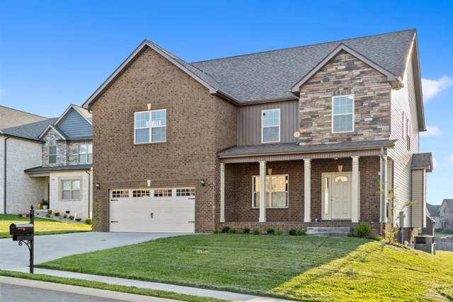 371 Farmington, Clarksville, TN 37043 (MLS #RTC2063710) :: Clarksville Real Estate Inc