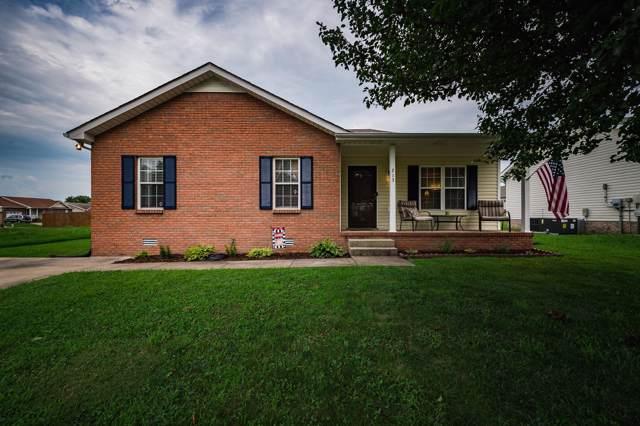 213 Grassmire Dr, Clarksville, TN 37042 (MLS #RTC2063738) :: Clarksville Real Estate Inc