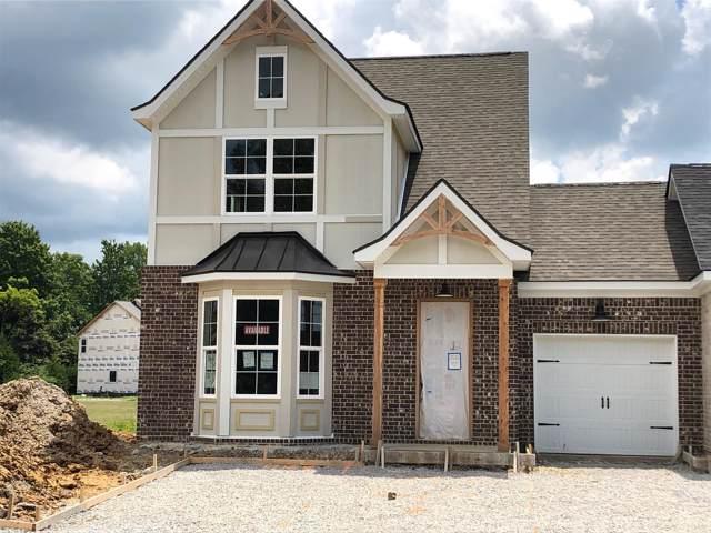 103 Bellagio Villas Dr Lot 2, Spring Hill, TN 37174 (MLS #RTC2063807) :: Exit Realty Music City