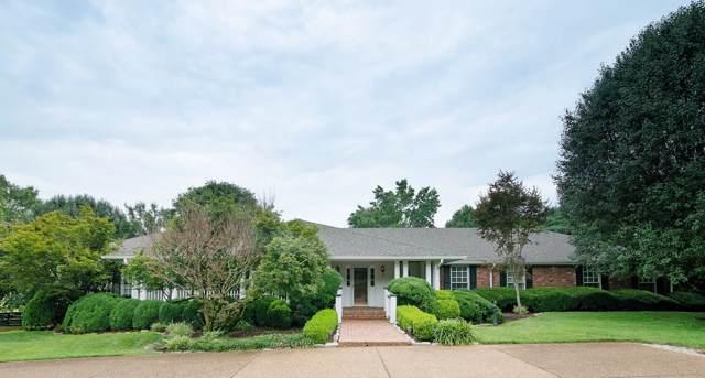1371 Moran Rd, Franklin, TN 37069 (MLS #RTC2063845) :: Team Wilson Real Estate Partners