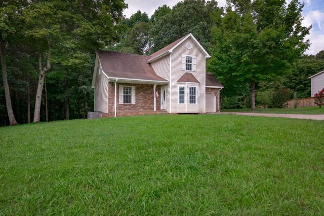 1732 Longbow Ct, Clarksville, TN 37042 (MLS #RTC2063852) :: Clarksville Real Estate Inc