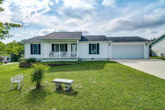 136 Hunter Dr, Crossville, TN 38555 (MLS #RTC2064028) :: Village Real Estate