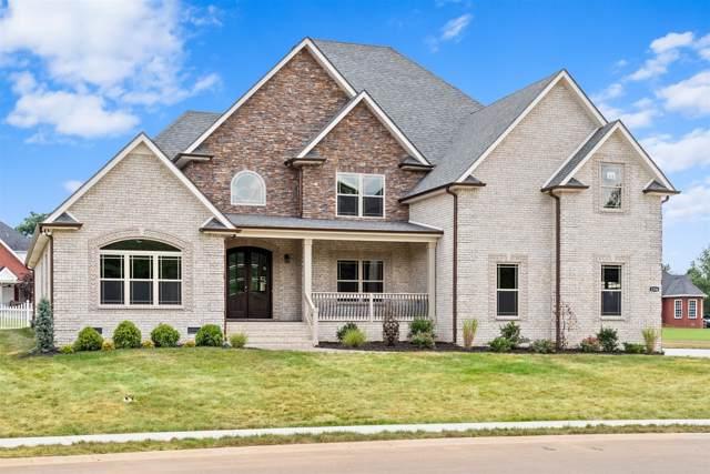 14 Savannah Glen, Clarksville, TN 37043 (MLS #RTC2064246) :: Village Real Estate
