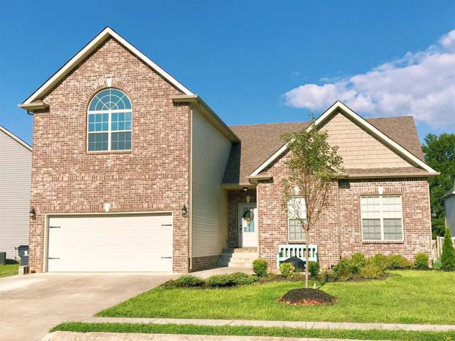 427 Preakness Cir, Pleasant View, TN 37146 (MLS #RTC2064252) :: Village Real Estate