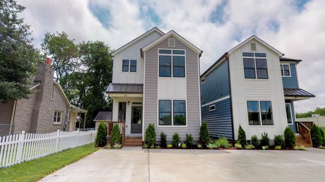 437B Bend Dr W, Nashville, TN 37209 (MLS #RTC2064273) :: Berkshire Hathaway HomeServices Woodmont Realty