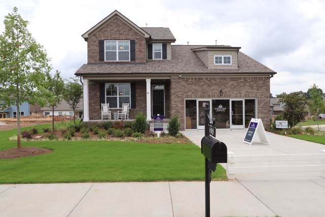 605 Green Meadow Lane Lot 82, Smyrna, TN 37167 (MLS #RTC2064394) :: REMAX Elite