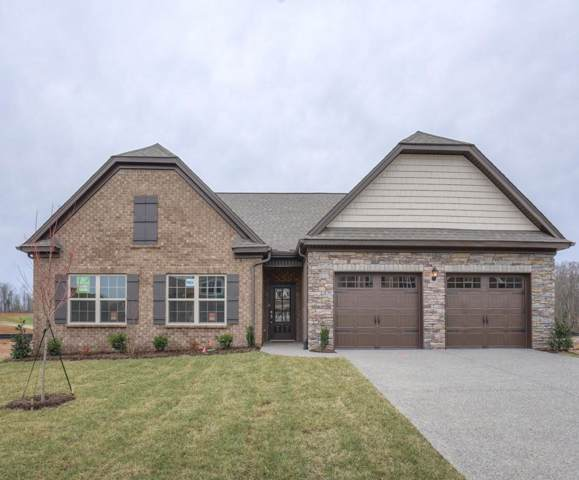 1337 Whispering Oaks Drive #703, Lebanon, TN 37090 (MLS #RTC2064398) :: HALO Realty