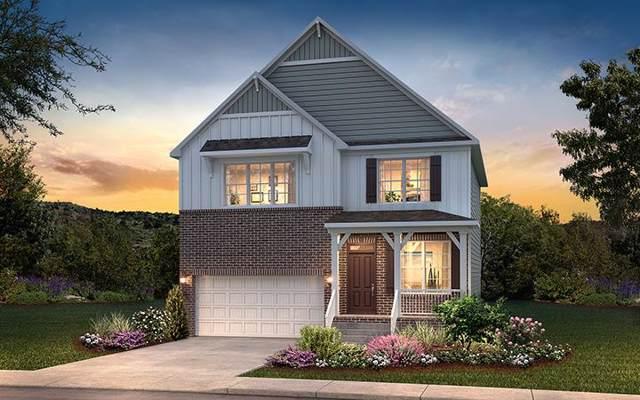 206 Disley Way Lot 132 Madison, Murfreesboro, TN 37128 (MLS #RTC2064440) :: REMAX Elite