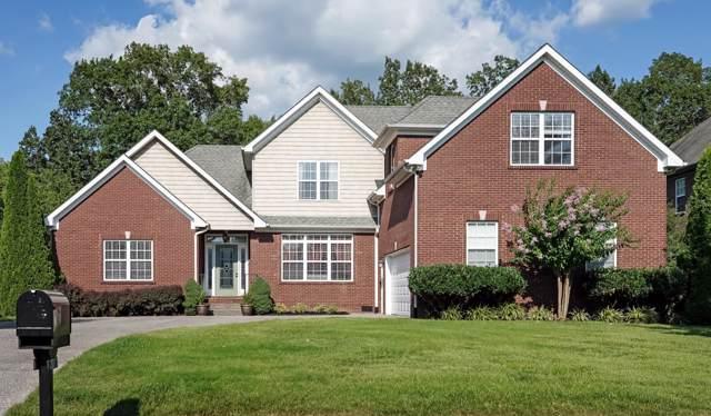 2017 Gweneth Dr, Spring Hill, TN 37174 (MLS #RTC2064554) :: Village Real Estate