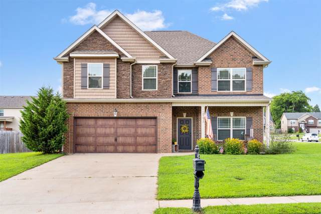1479 Amberley Dr, Clarksville, TN 37043 (MLS #RTC2064690) :: RE/MAX Homes And Estates
