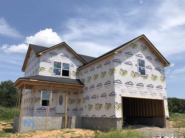 89 Griffey Estates, Clarksville, TN 37042 (MLS #RTC2064742) :: Village Real Estate