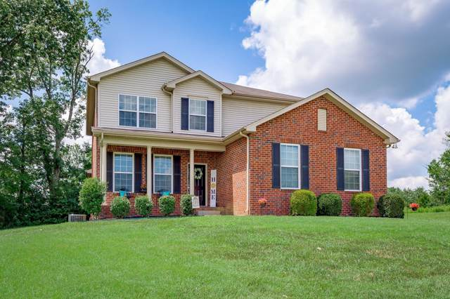 1014 Blair Oaks Ct, La Vergne, TN 37086 (MLS #RTC2064933) :: REMAX Elite