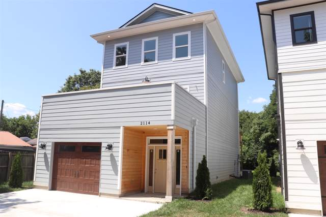 2114 Greenwood Ave, Nashville, TN 37206 (MLS #RTC2065156) :: Maples Realty and Auction Co.
