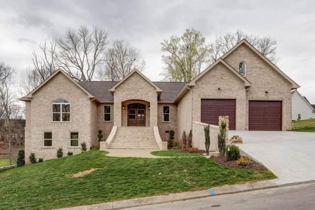 627 Shadowbrook Dr, Columbia, TN 38401 (MLS #RTC2065263) :: Village Real Estate