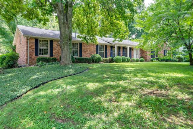 1224 Parker Pl, Brentwood, TN 37027 (MLS #RTC2065305) :: Nashville's Home Hunters
