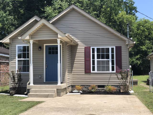 1626 14Th Ave N N, Nashville, TN 37208 (MLS #RTC2065420) :: Armstrong Real Estate