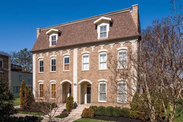 2100B Sharondale Dr, Nashville, TN 37215 (MLS #RTC2065463) :: Fridrich & Clark Realty, LLC