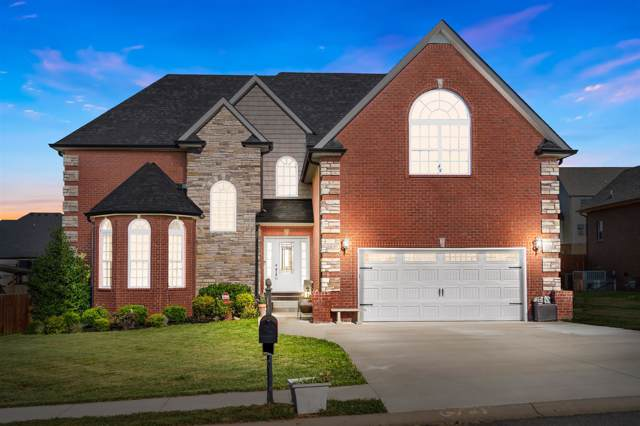1631 Edgewater Ln, Clarksville, TN 37043 (MLS #RTC2065632) :: Ashley Claire Real Estate - Benchmark Realty
