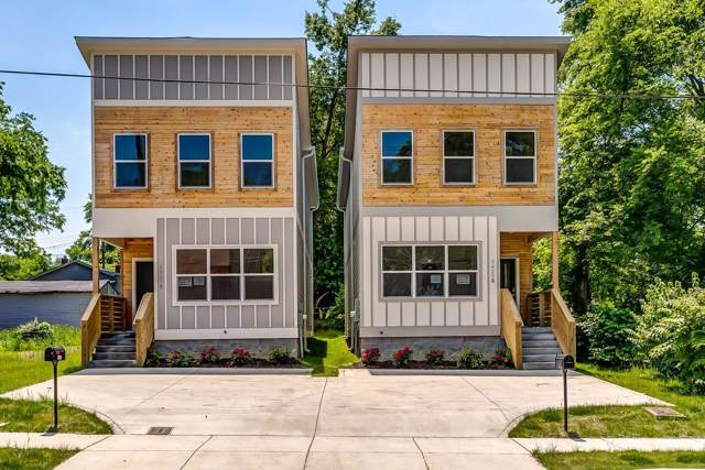 2423B Batavia St, Nashville, TN 37208 (MLS #RTC2065780) :: Ashley Claire Real Estate - Benchmark Realty