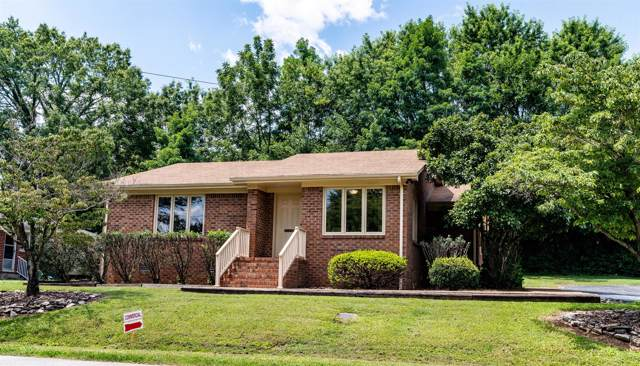 206 W. Hogan, Tullahoma, TN 37388 (MLS #RTC2065855) :: Fridrich & Clark Realty, LLC