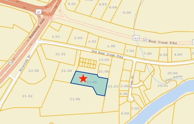 0 Old Bear Creek Pike S Of, Columbia, TN 38401 (MLS #RTC2066031) :: CityLiving Group