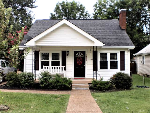 231 E Park Ave, Gallatin, TN 37066 (MLS #RTC2066141) :: Village Real Estate