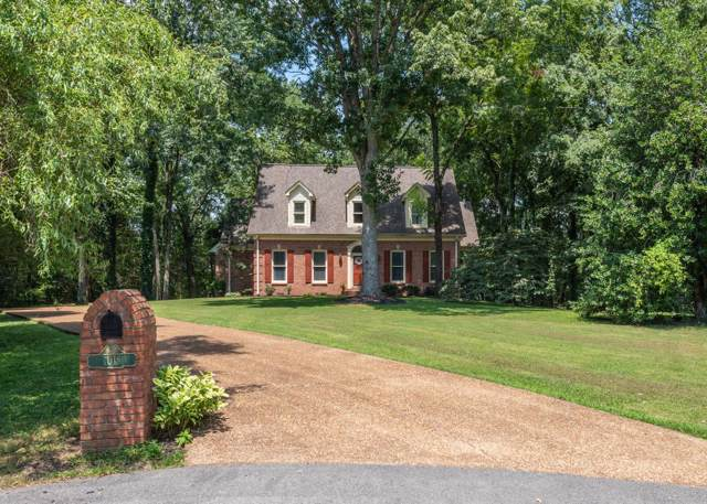 1018 Carolyn Cir, Hendersonville, TN 37075 (MLS #RTC2066184) :: Village Real Estate