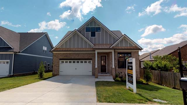 28 Eagles Court, Mount Juliet, TN 37122 (MLS #RTC2066240) :: REMAX Elite