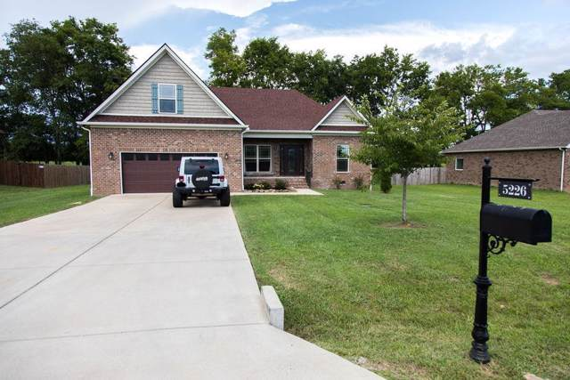 5226 Mckinnley Dr, Chapel Hill, TN 37034 (MLS #RTC2066448) :: Village Real Estate
