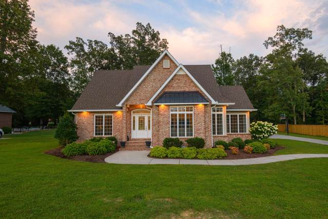103 Woodson Drive, Tullahoma, TN 37388 (MLS #RTC2066545) :: Village Real Estate
