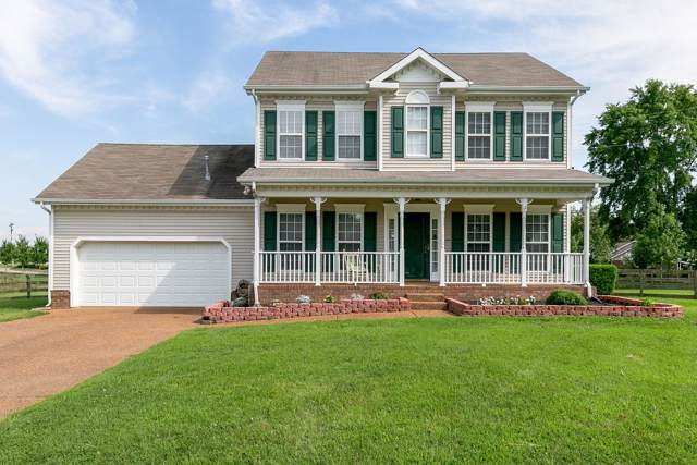 2711 Lydia Court, Thompsons Station, TN 37179 (MLS #RTC2066555) :: REMAX Elite