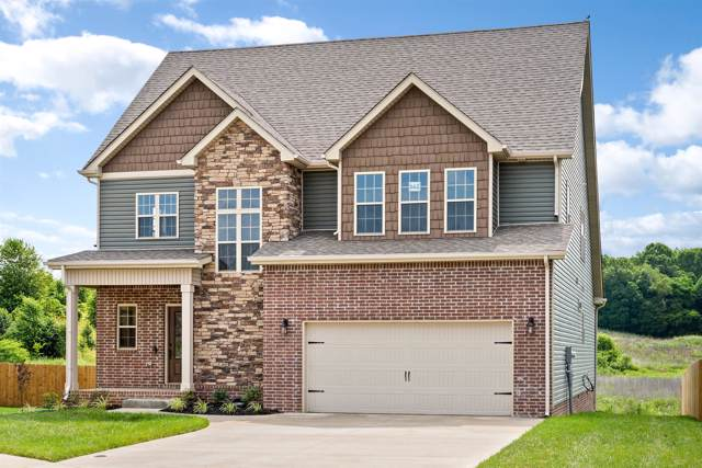 662 Farmington, Clarksville, TN 37043 (MLS #RTC2066603) :: Ashley Claire Real Estate - Benchmark Realty
