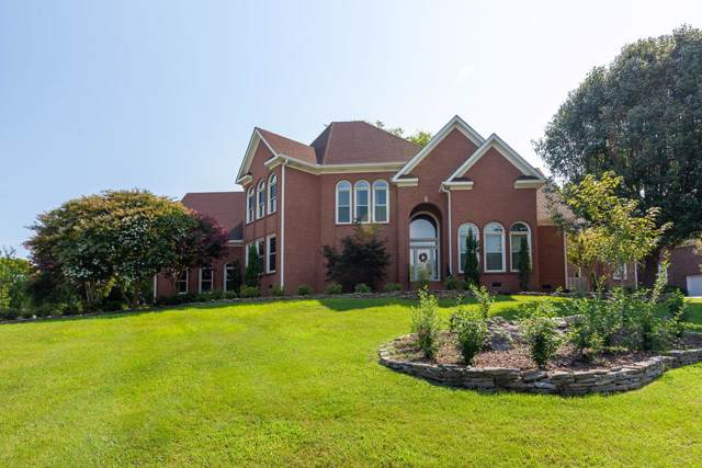 9411 Highwood Hill Rd, Brentwood, TN 37027 (MLS #RTC2066743) :: The Milam Group at Fridrich & Clark Realty