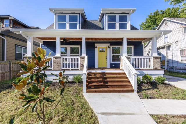 1011 Sharpe Ave, Nashville, TN 37206 (MLS #RTC2066778) :: REMAX Elite