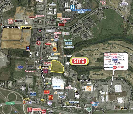 0 Main North St, Shelbyville, TN 37160 (MLS #RTC2066868) :: The Miles Team | Compass Tennesee, LLC