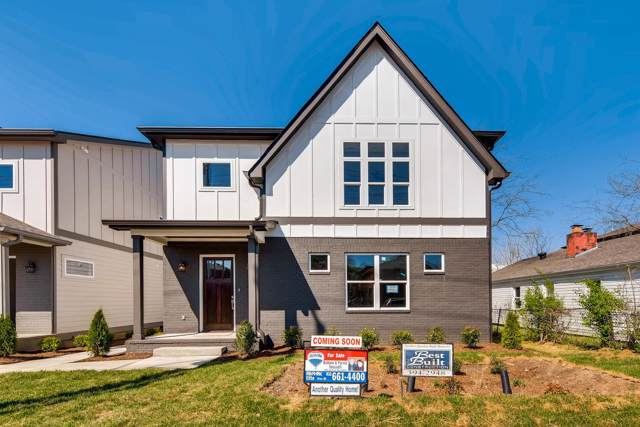 1215 14Th Ave S, Nashville, TN 37212 (MLS #RTC2066891) :: Ashley Claire Real Estate - Benchmark Realty
