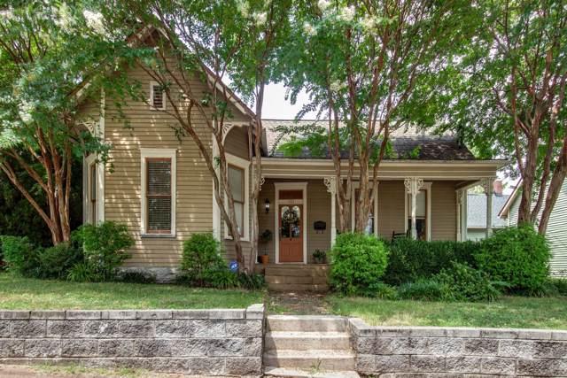 1111 Shelby Ave, Nashville, TN 37206 (MLS #RTC2066912) :: DeSelms Real Estate