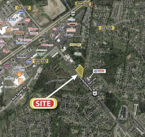 13850 Old Nashville Hwy, Smyrna, TN 37167 (MLS #RTC2067020) :: Maples Realty and Auction Co.