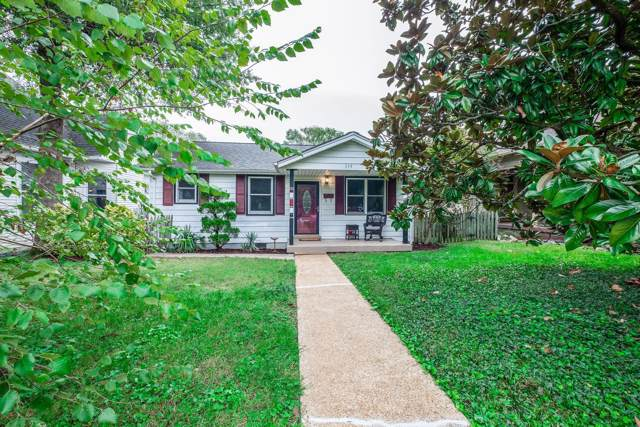 115 S 13Th St, Nashville, TN 37206 (MLS #RTC2067209) :: Maples Realty and Auction Co.