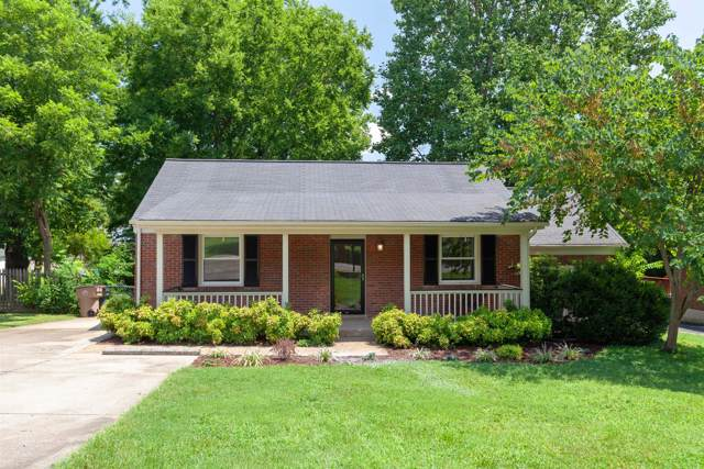 2406 Milton Dr, Nashville, TN 37216 (MLS #RTC2067250) :: Village Real Estate