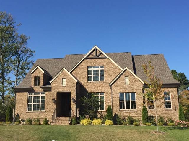 3817 Pulpmill Drive Lot 6069, Thompsons Station, TN 37179 (MLS #RTC2067291) :: Village Real Estate