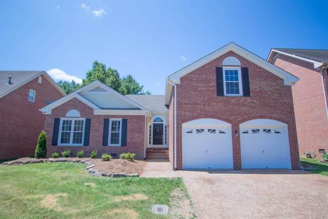 176 Crestfield Pl, Franklin, TN 37069 (MLS #RTC2067321) :: Village Real Estate
