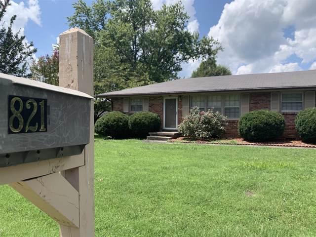 821 Fairlane Cir, Smithville, TN 37166 (MLS #RTC2067409) :: Village Real Estate