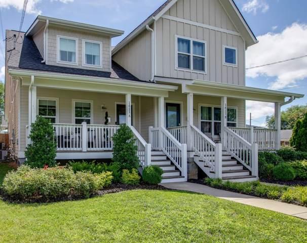1411A Arthur Ave, Nashville, TN 37208 (MLS #RTC2067434) :: Ashley Claire Real Estate - Benchmark Realty