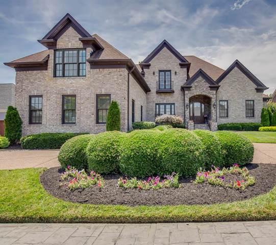 1252 Chloe Dr, Gallatin, TN 37066 (MLS #RTC2067441) :: Village Real Estate