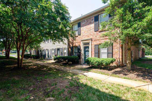 5025 Hillsboro Pike #16A, Nashville, TN 37215 (MLS #RTC2067477) :: Fridrich & Clark Realty, LLC